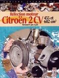 Gazoline - Réfection moteur Citroën 2 CV 435 et 602 cm3 - Restaurer pas à pas.