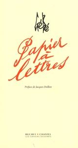 Gébé - Papier à lettres.