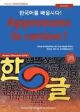 GECF et Eun-Sook Choi - Apprenons le coréen ! Manuel - Niveau débutant II A2-B1.
