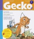 Gecko Kinderzeitschrift Band 35 - Die Bilderbuch-Zeitschrift.