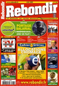 Victoria Touati - Rebondir N° 165, Juin 2009 : Allocations chômage.