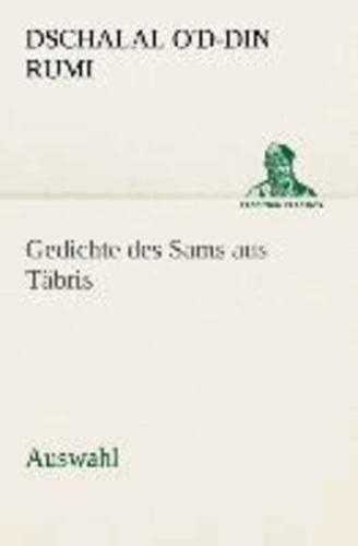 Gedichte des Sams aus Täbris - Auswahl.