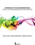 Geert De Neef et Caroline Kempeneers - Overdracht van ondernemingen.