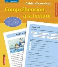 Geert Dhooge - Compréhension à la lecture CE1 - Cahier d'exercices.