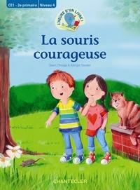 Geert Dhooge et Margot Senden - La souris courageuse.