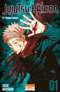 Gege Akutami - Jujutsu Kaisen Tome 1 : Ryomen Sakuna.