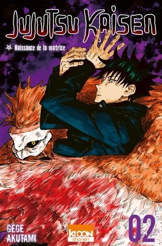 Jujutsu Kaisen Tome 2 - Naissance de la matrice - 9791032707197 - 4,99 €