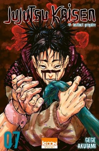 Jujutsu Kaisen Tome 7 Instinct grégaire