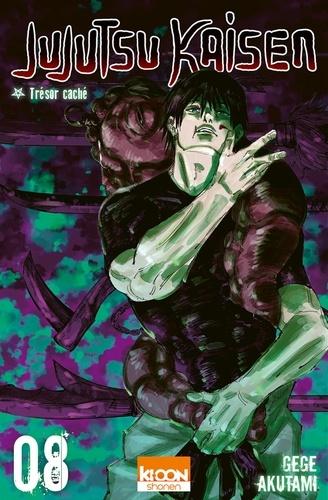 Jujutsu Kaisen Tome 8 - Trésor caché - 9791032708408 - 4,99 €