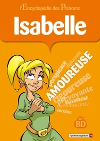 Gégé et  Bélom - L'encyclopédie des prénoms tome 04 : Isabelle.