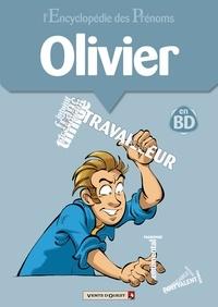 Gégé et  Bélom - L'encyclopédie des prénoms tome 05 : Olivier.