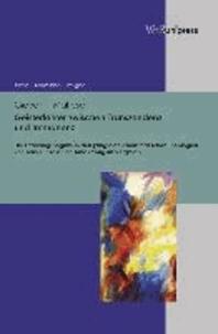 Geisterfahrer zwischen Transzendenz und Immanenz - Die Erfahrungsbegriffe in den pfingstlich-charismatischen Theologien von Terry L. Cross und Amos Yong im Vergleich.