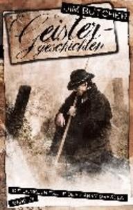 Geistergeschichten - Die dunklen Fälle des Harry Dresden Band 13.
