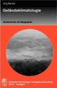 Geländeklimatologie.