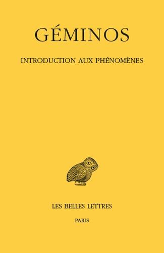 Géminos - Introduction aux phénomènes.