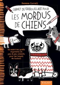 Carnet de gribouillage pour les mordus de chiens.pdf