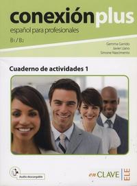 Deedr.fr Conexion Plus, espanol para profesionales - Cuaderno de actividades 1 Image