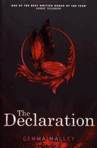 Gemma Malley - The Declaration.