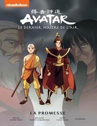 Gene Luen Yang et  Gurihiru - Avatar : Le dernier maître de l'air  : La promesse.