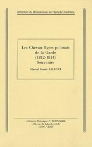 Histoiresdenlire.be Les Chevau-légers polonais de la Garde (1812-1814) - Souvenirs Image