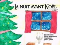 Justine Heiligenstein et Michel Kieffer - La nuit avant Noël.