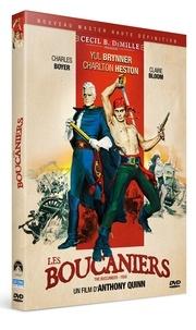 Anthony Quinn - Les Boucaniers.