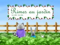 Sylvie Lavoie et Ikuko Ikeda - Rimes au jardin.