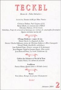 Jean-Bernard Pouy et  Collectif - Teckel N° 2, Automne 2004 : Altagor.