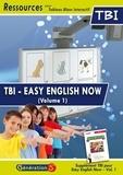 Génération 5 - Easy english now 1 - Ressources TBI/Vidéoprojection. 1 Cédérom