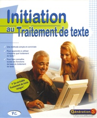 Initiation au traitement de texte 4 postes - CD-ROM.pdf