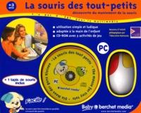 Collectif - La souris des tout-petits - CD-ROM avec souris et tapis.