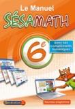 Génération 5 - Le manuel Sésamath 6e.