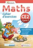 Génération 5 - Maths CE2 Cycle 2 iParcours - Cahier d'exercices.
