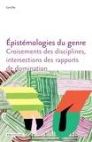 GenERe - Epistémologies du genre - Croisements des disciplines, intersections des rapports de domination.