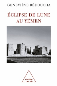 Geneviève Bédoucha - Eclipse de lune au Yémen.