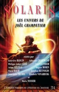 Geneviève Blouin et Sébastien Chartrand - Solaris 214.