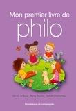 Geneviève Boyer et Nancy Boucher - Mon premier livre de philo.