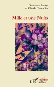 Geneviève Buono et Claude Chevallier - Mille et une Nuits - Version scénique.