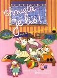 Geneviève Cacen et Louis Arnaud - Chouette ! Je lis ! - Mon cahier pour le premier trimestre du C.P..