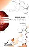 Geneviève Caelen-Haumont - Prosodie et sens - Une approche expérimentale Volume 2.