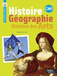 Geneviève Chapier-Legal et Youenn Goasdoué - Histoire géographie CM1 - Histoire des arts.