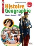 Geneviève Chapier-Legal et Youenn Goasdoué - Histoire-géographie CM2 cycle 3, Odyssée.