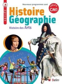 Geneviève Chapier-Legal et Youenn Goasdoué - Histoire Géographie Histoire des Arts, CM1 Cycle 3.