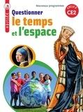 Geneviève Chapier-Legal et Youenn Goasdoué - Questionner le temps et l'espace CE2 cycle 2 Odyssée.