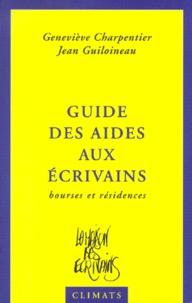 Guide des aides aux écrivains. Bourses et résidences, édition 2000.pdf