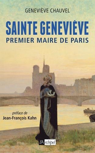 Sainte Geneviève. Premier maire de Paris