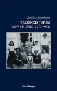 Geneviève Courtès et Georges Courtès - Présences juives dans le Gers (1939-1945).