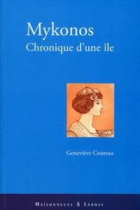 Geneviève Couteau - .