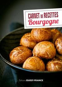 Geneviève Curie-fromageot - Carnet de recettes de Bourgogne.
