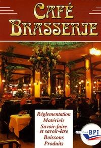 Geneviève Czapiewski et Patrick Wuillai - Café Brasserie.